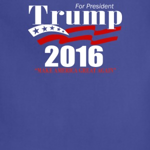 Trump For President Election 2016 - Adjustable Apron