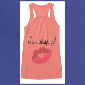 Chicago girl - Adjustable Apron