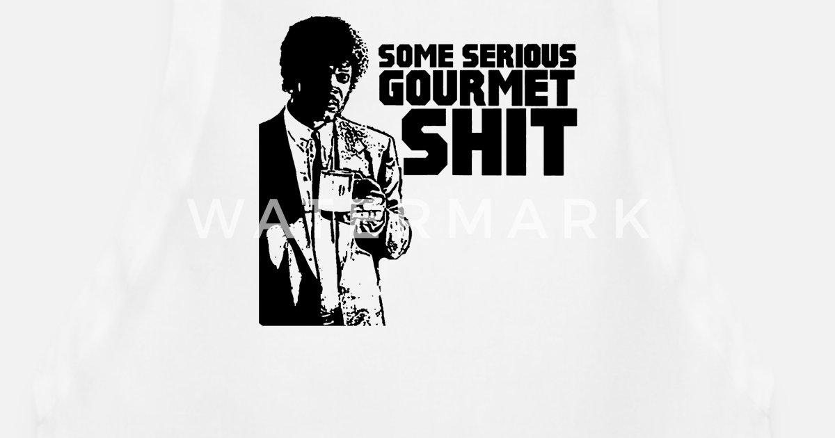 Some SERIOUS Gourmet Shit Vintage Retro T-Shirt
