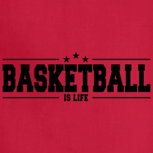 Basketball is life 1 - Adjustable Apron