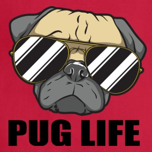 Pug life - Adjustable Apron