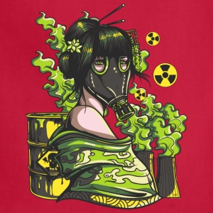 Nuclear mask - Adjustable Apron