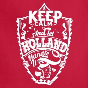 HOLLAND KEEP CALM TEE SHIRT - Adjustable Apron
