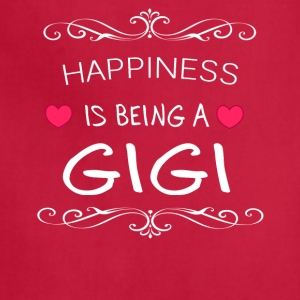 Happiness Is Being a GIGI - Adjustable Apron