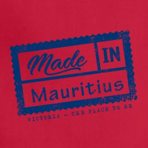 Made In Mauritius Stamp - VICTORIA - Adjustable Apron