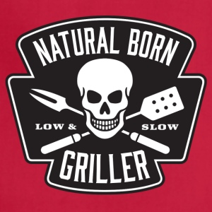 Born Griller - Adjustable Apron