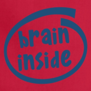 brain inside (1800C) - Adjustable Apron