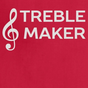 I m A Treble Maker - Adjustable Apron