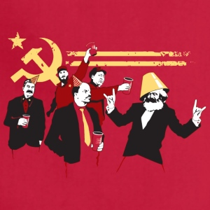 The Communist Party - Adjustable Apron