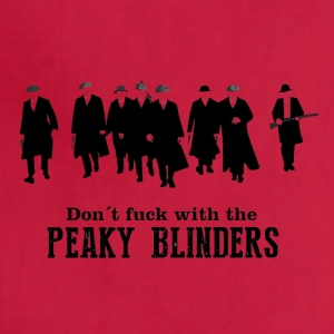 peaky blinders - Adjustable Apron