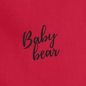 Baby bear - Adjustable Apron