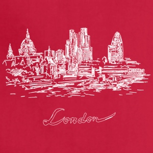 London City - United Kingdom - Adjustable Apron