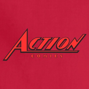 action comics - Adjustable Apron