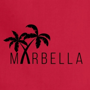 Marbella Palm Trees - Adjustable Apron