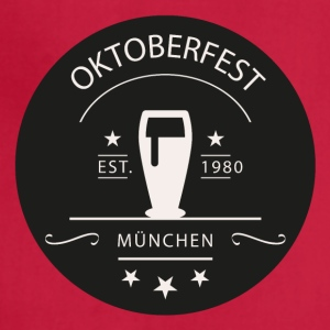 Oktoberfest - Adjustable Apron