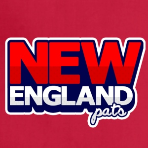 NEW ENGLAND 'PATS' - Adjustable Apron