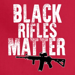 Black Rifles Matter - Adjustable Apron