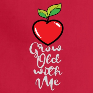 Grow Old with Me - Adjustable Apron