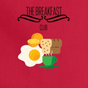 Breakfast club - Adjustable Apron
