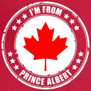 I'm from PRINCE ALBERT - Adjustable Apron