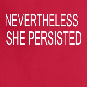 She Persisted - Adjustable Apron