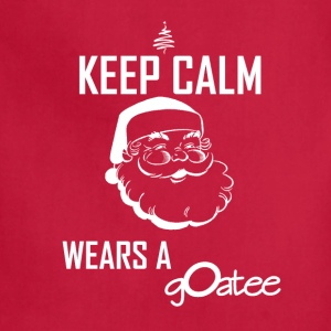 santasgoatee - Adjustable Apron