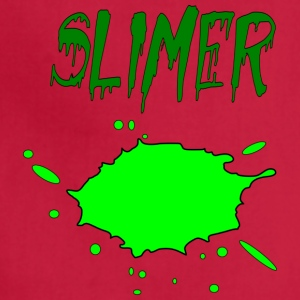 slimer splat out - Adjustable Apron