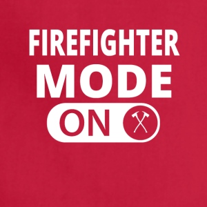 MODE ON FIREFIGHTER feuerwehr - Adjustable Apron
