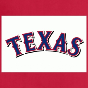 Texas Rangers 1 - Adjustable Apron