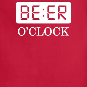 Beer O Clock - Adjustable Apron