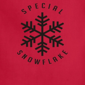 special snowflake - Adjustable Apron