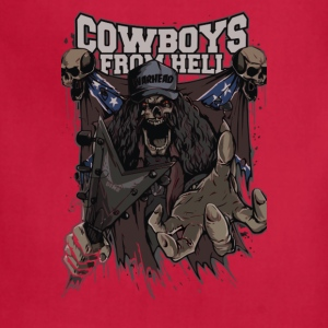 Cowboys from Hell - Adjustable Apron