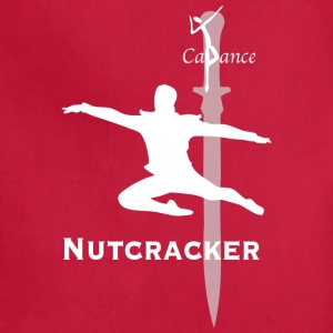 2017 Nutcracker sword - Adjustable Apron