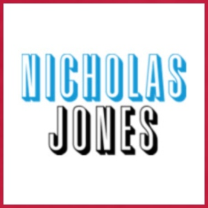 Nicholas Jones Logo Store - Adjustable Apron
