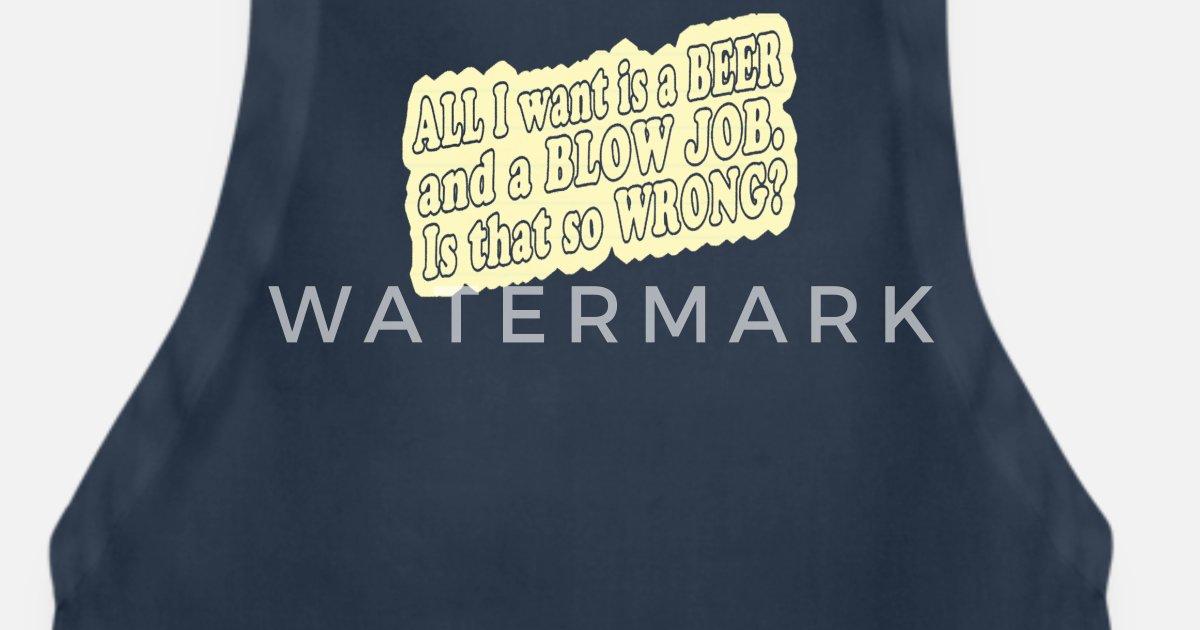 job blow Beer and beef