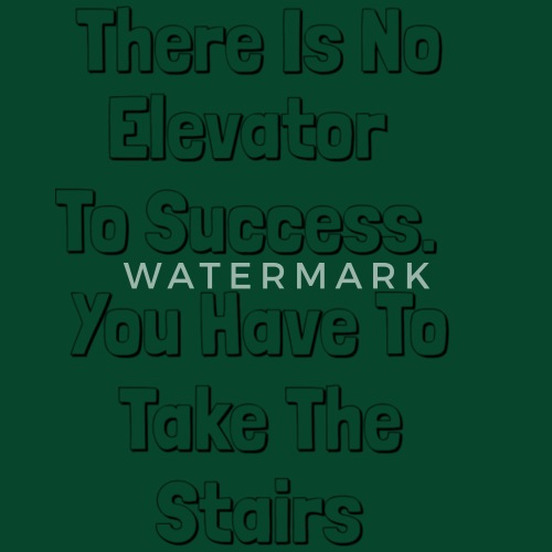 39ecd80b3ff Elevators To Success Black and White by jettswag