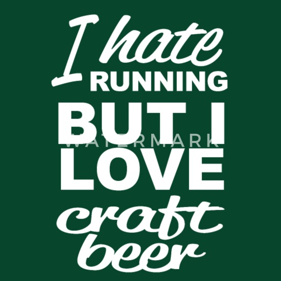 Love Craft Beer- Funny Phrases Funny quotes Apron | Spreadshirt