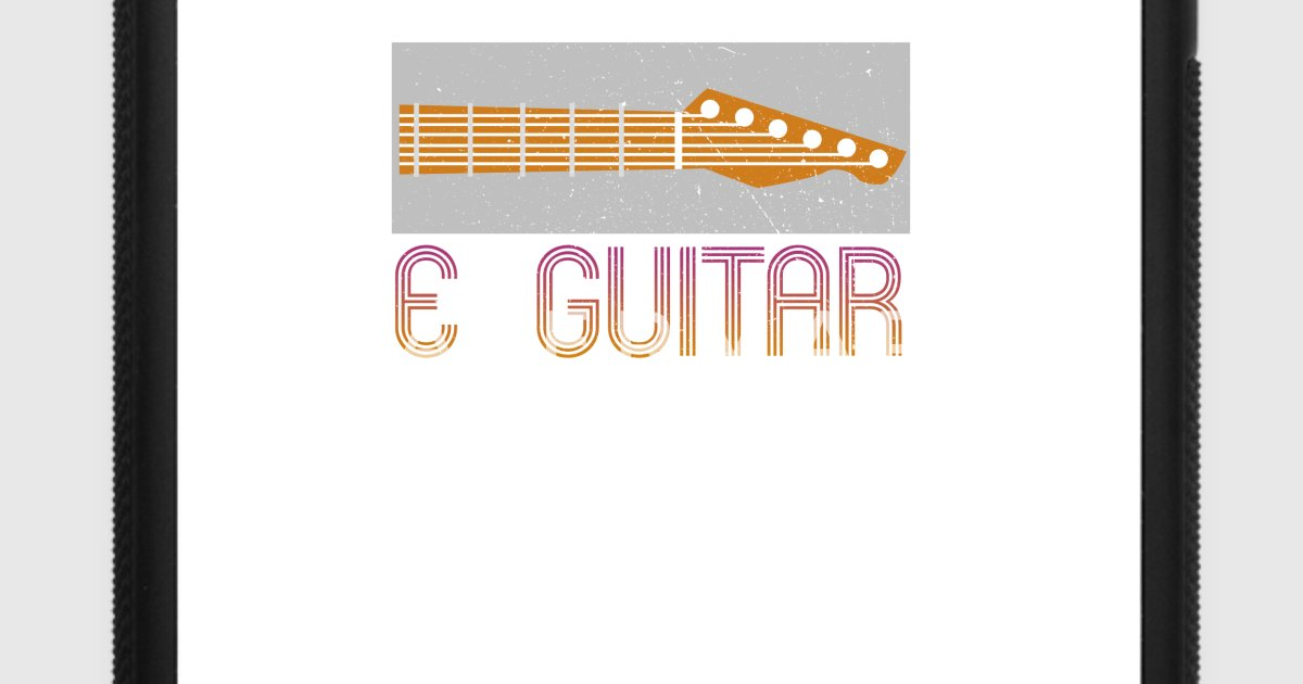 guitar strings letters rugged gift idea by | spreadshirt