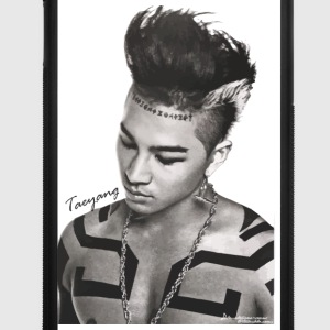 Taeyang legacy art - iPhone 7 Plus Rubber Case