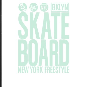 Skate board freestyle - iPhone 7 Plus Rubber Case