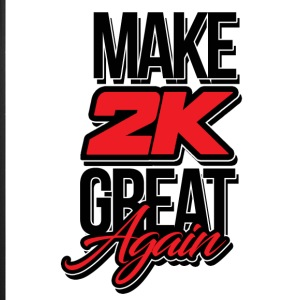 Make 2k Great Again - iPhone 7 Plus Rubber Case