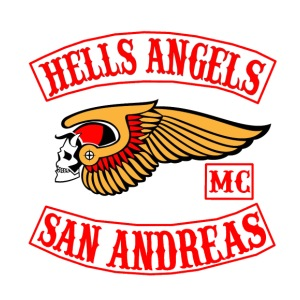Hell angels - iPhone 7 Plus Rubber Case
