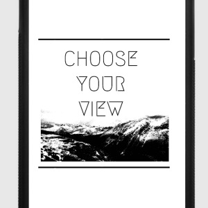 Choose Your View - iPhone 7 Plus Rubber Case