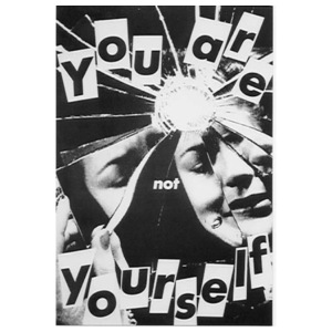 YOU r not YOURSELF - iPhone 7 Plus/8 Plus Rubber Case