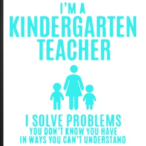 I m a Kindergarten Teacher - iPhone 7 Plus Rubber Case