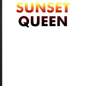 Sunset Queen - iPhone 7 Plus Rubber Case