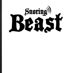 Snoring beast - iPhone 7 Plus Rubber Case