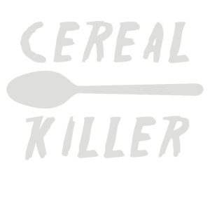 Cereal Killer - iPhone 7 Plus Rubber Case