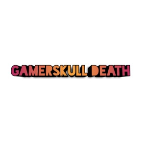 Gamerskull death video company - iPhone 7 Plus Rubber Case