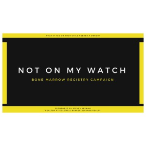 NOT ON MY WATCH - iPhone 7 Plus Rubber Case